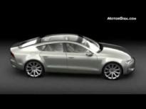 Video Audi A7-sportback 2010 - Coche Concepto