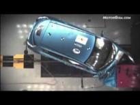 Vídeo Nissan Leaf 2011 Euroncap