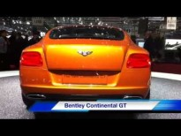 Vídeo Bentley en el Salón de Ginebra 2011