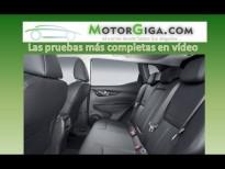 Nissan Qashqai 2014 plazas traseras maletero