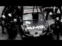 Video Mercedes SLS GT3 (Alas de gaviota)