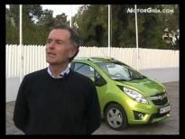 Vídeo Prueba del Chevrolet Orlando, dinámica