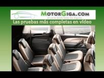 Citroen Grand C4 Picasso 2014 tercera fila asientos maletero