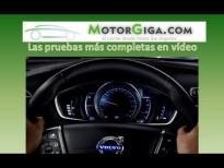 Volvo V40 2013 sistema infotainment