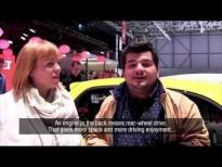 Geneva 2014: when visitors meet New Renault Twingo