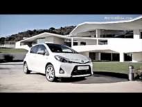 Vídeo Toyota Yaris Híbrido