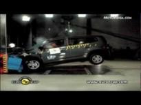 Vídeo Chevrolet Orlando 2011 Euroncap