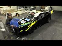 Preparation of a Maserati GranTurismo MC for #MaseratiTrofeo 2014