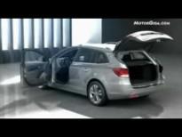 Vídeo Chevrolet Cruze SW (salón de ginebra 2012)