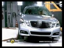 Video - Prueba EuroNCAP Mercedes Clase E