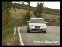 Video - Hyundai Sonata CRDi (prueba dinámica)