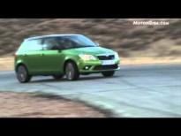 Video Skoda Fabia 2010 - Rs