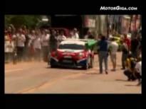 Video - Ford Fiesta en Pikes Peak