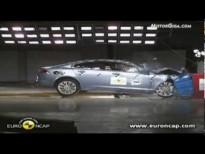 Vídeo Jaguar XF 2011 Euroncap