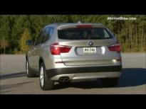 BMW X3 2011, entrevista Rosa Caniego