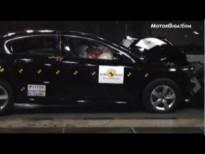 Vídeo Peugeot 508 2011 Euroncap