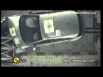 Vídeo Citroen DS4 2011 Euroncap
