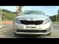 Video Kia Optima 2012 - Imagenes Generales