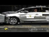 Vídeo Citroen DS5 2011 Euroncap