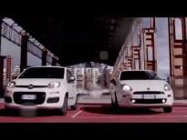Fiat Panda Young y Fiat Punto Young