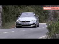 BMW 435i prueba dinamica