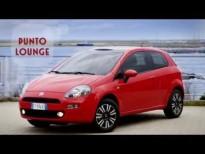 Nuevo Fiat Punto Lounge: estilo y confort