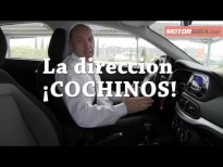 Fiat Tipo 2016 analisis plazas delanteras