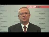 Martin Winterkorn, presidente de VW, pide disculpas