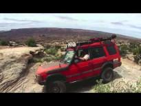 25 años del Land Rove Discovery