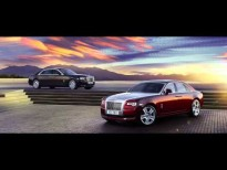Rolls-Royce Ghost Series. Cómo se hizo el anuncio