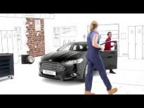 Cómo usar el Sistema de Presión de Neumáticos de Ford