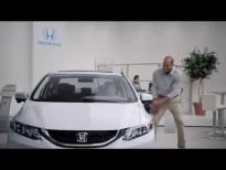 Honda, el Civic de Lydia