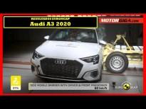 Como de seguro es el Audi A3 2020