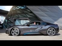 Primeras entregas globales del BMW i8.