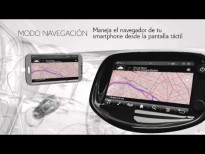 Citroën - C1 - Tecnología Mirror Screen