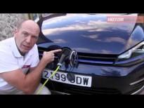 Volkswagen Golf GTE prueba completa
