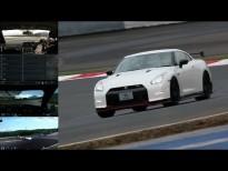 Nissan GT-R NISMO conecta lo real a lo virtual