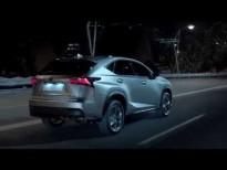 Nuevo spot del Lexus NX 300h Híbrido y will.i.am