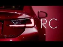 Lexus España presenta el Diseño Lexus RC