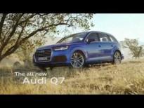 El Audi Q7 ofrece deportividad, eficiencia y confort premium