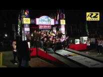 Opel ADAM R2 de la Red Opel España - Rally Canarias 2014