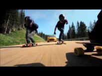 Ford Focus ST vs skaters