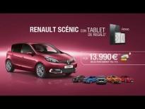 La tecnología de Renault Scénic ayuda