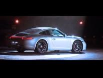 Impresionante presentación del Porsche 911 Carrera GTS en Taiwan