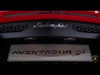 Lamborghini Aventador LP 750-4 Superveloce: presentación en el salón de Shanghai 2015