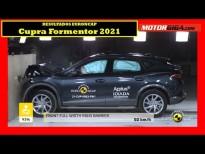 Pruebas Euro NCAP Cupra Formentor 2021