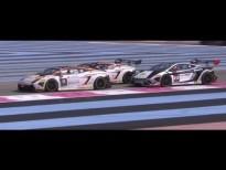 Los mejores momentos de Lamborghini en Paul Ricard