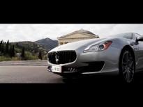 Así suena el V6 diesel del Maserati Quattroporte 2015