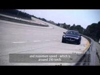 Maserati Ghibli - Test a gran velocidad