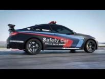 BMW M4 MotoGP Safety Car - Sistema de inyección de agua